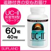 UC-II 2型コラーゲン 40mg 60粒 非変性II型コラーゲン 2ヶ月分 サプリメント ソースナチュラルズ