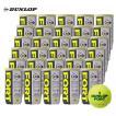 DUNLOP ダンロップ 「FORT フォート [2個入]1箱 30缶/60球 」テニスボール