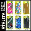 iPhone6専用 スマホケース/ハードケース ATHLETA-アスレタ フットサルウェア/サッカーウェア