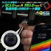 スズキ車専用 USB Q.C3.0認証 急速充電2ポート増設 クイックチャージャー スイッチパネル サービスホール ジムニー スペーシア など シェアスタイル
