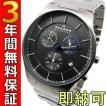 即納可 スカーゲン 腕時計 SKW6077
