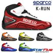 スパルコ レーシングシューズ カート用  K-RUN (ケーラン) 2020年モデル Sparco