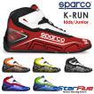 スパルコ レーシングシューズ カート用  K-RUN(ケーラン) キッズ・ジュニアサイズ 2020年モデル Sparco