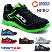 スパルコ 安全靴 NITRO (ニトロ) セーフティーシューズ Sparco