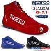 スパルコ レーシングシューズ 4輪用 SLALOM RB-3.1 スラローム FIA8856-2000公認 Sparco 2019年モデル(サイズ交換サービス)