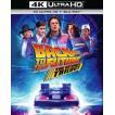 バック・トゥ・ザ・フューチャー トリロジー 35th アニバーサリー・エディション 4K Ultra HD + ブルーレイ [Ultra HD Blu-ray]