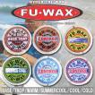 サーフィン用WAX ワックス FU WAX フーワックス FUWAX...