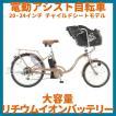 20・24インチ電動アシスト自転車 電動自転車スイスイKH-DCY07-CH
