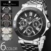マルチカレンダー 腕時計 メンズ 1年保証 全6色 正規 Salvatore Marra サルバトーレ マーラ マルチファンクション 腕時計 BOX 保証書付き