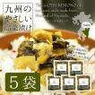 やさしい味 高菜漬け 国産 宮崎県産 100g×5袋セット お取り寄せ グルメ ポイント消化 送料無料 ゆうパケット
