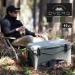 DVERG ドベルグ DVERG×ICELAND クーラーボックス 45QT 保冷力 大型 キャンプ 釣り クーラー おしゃれ GO OUT掲載商品