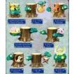 新品食玩 トレーディングフィギュア【ボックス】ポケットモンスター あつめて!かさねて!ポケモンの森2 流れ星の木