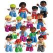 LEGO レゴ デュプロ 世界の人たち 45011 国内正規品 V95-5264