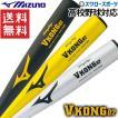 MIZUNO ミズノ 硬式 金属 バット ビクトリーステージ Vコング02 2TH204