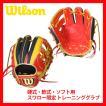 あすつく ウィルソン 硬式・軟式・ソフト用 スワロー限定 トレーニング グラブ WTAHTP6THS グローブ 野球用品 スワロースポーツ