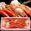 2018 北海道 海産物ギフト 贈り物 たらばがにセクション「3kg」「18」ボイルたらばがに脚肉足L 3kg 北海道かにお土産