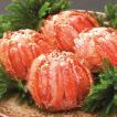2018 北海道 海産物ギフト 贈り物 毛がに甲羅盛りセット「K-14」北海道産毛蟹むき身4個入 かにみそ 北海道かにお土産