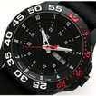 10倍ポイント/あすつく/トレーサー/腕時計/メンズ/H3/タイプ6/MIL-GレッドトリチウムP6600.41F.1Y.01Red[正規輸入品]