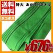 【送料無料】特大 あかすりタオル 約120×28cm (韓国製)