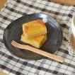 和食器 小皿 水玉 三角4寸皿 13.7cm 黒  和皿 水玉模様 白い食器 プレート お皿 取り皿 シンプル かわいい おしゃれ ブラック