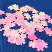 桜のホログラムA/オーロラ/ピンク/ネイル/レジン封入/チェリーブロッサム/春モチーフ/満開/フラワー