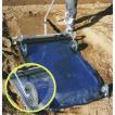 マルチ展張補助具 マルチパートナーα(アルファ)テンションローラー付き (95〜150cm対応)