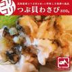 つぶ貝わさび 北海道産 800グラム ツブ貝 海鮮 肴 ごはんのおともに 味わい深くびりっとしたわさびの旨味と つぶ貝独特のコリコリ食感が合わせて楽しめる逸品