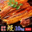 超特大 うなぎ 蒲焼き メガサイズ 10kg 1尾360g-400g ウナギ 鰻 ギフト