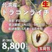 ドラゴンライチ3kg(玉荷包)台湾産 期間限定