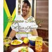 レゲエ・レシピ/Reggae Recipes〜ジャマイカの味〜(Sandrine Waite著)A4変/38頁