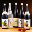 大吟醸入り日本酒飲み比べ1800ml5本