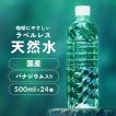 水 ミネラルウォーター 500ml 天然水 24本 国産 アイリスオーヤマ ナチュラルウォーター ペットボトル 最安値