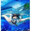 シュノーケルマスク シュノーケリング 2点セット 180°視界 防曇設計 マスク 成人用 スノーケル ダイビング 夏 海 海水浴