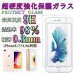 日本製 液晶 保護ガラス iPhone8/7 /6 /6s /SE  指紋防止 飛散防止 気泡防止  強化 ガラスフィルム 4.7inch
