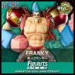 ワンピース フィギュアーツZERO 鉄人フランキー ONE PIECE TVアニメ20周年記念 麦わらの一味