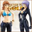 ワンピース フィギュア ナミ カリーナ ワンピース DX THE GRANDLINE LADY ONE PIECE FILM GOLD vol.1 2体セット