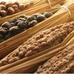 「紅梅セット」粒の異なる4種類の納豆をわら納豆で食べくらべ 〜創業100余年 水戸納豆の老舗「水戸元祖 天狗納豆」〜