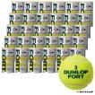 ダンロップ(DUNLOP) テニスボール FORT(フォート)2球入 1箱(30缶/60球)