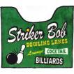 トイレマット(Striker Bob) トイレ用品 インテリア アメリカ雑貨 アメリカン雑貨