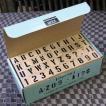 U.S.ステンシルスタンプ 42Pセット ミリタリー 世田谷ベース アメリカ雑貨 アメリカン雑貨