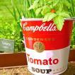 キャンベル バケツ (CAN) Campbell's インテリア アメリカ雑貨 アメリカン雑貨