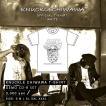 【限定セット/ thCbn】ナックルチワワ Tシャツ ホワイト + デモCD-Rセット / KNUCKLE CHIWAWA
