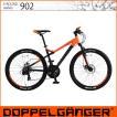DOPPELGANGER ドッペルギャンガー 902-OR dozer ドーザー エックスラウンドシリーズ 26インチ マウンテンバイク MTB 自転車