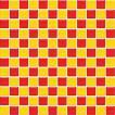モザイクタイル シート(144粒)販売。アート25角 市松 ミックス。ミックスデザインタイル対応、おしゃれなアンティーク、レトロモダン風。キッチン・玄関・テ