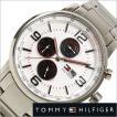 トミーヒルフィガー/Tommy Hilfiger/クオーツ/アナログ表示/マルチカレンダー/メンズ腕時計/1710338