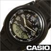 メール便で送料無料/代引き・ラッピング不可/カシオ/CASIO/スタンダード/海外品/クオーツ/デジアナ表示/ストップウォッチ/メンズ腕時計/AW-80V-1B