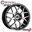 RIVAI ERUCA 17x7.5 5/120 +37 HPB ハイパーブラック BMW 3シリーズ F30 F31 X4 F26