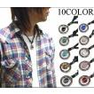 ネックレス メンズ パワーストーン 天然石 革紐 レザー レディース necklace1