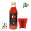 有機JAS トマトジュース  北海道 当麻 シシリアンルージュ(無塩) 500ml 祝い  ギフト 贈り物 トマト ジュース 取り寄せ ヘルシー