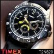 タイメックス TIMEX ミリタリー メンズ 腕時計 ブラック×イエロー タイメックス T2N520